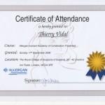 Botox Allergan Certificate