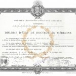 Doctor Diploma